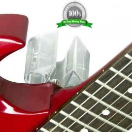 WH-003 Strap button on back of guitar