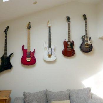 Woodies Guitar Accessories Woodies Invisible Guitar Hanger